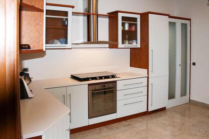 cucina con due finestre  pasionwe, Disegni interni