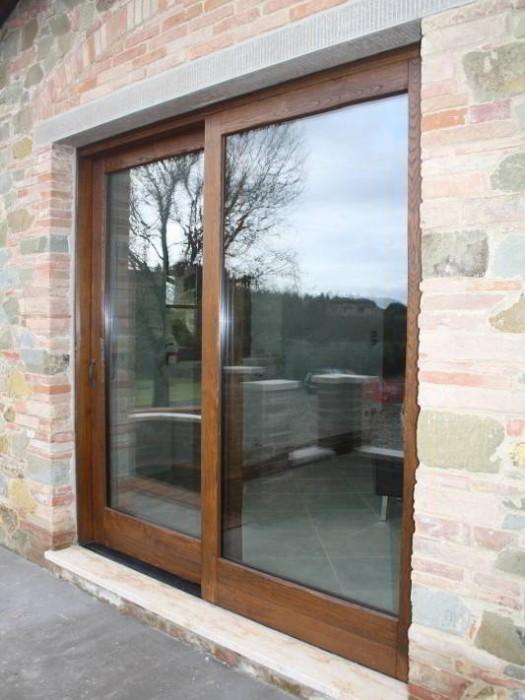 Finestre in legno certificate falegnameria santa luce - Guarnizioni finestre legno ...