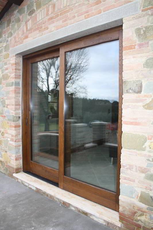 Infissi falegnameria santa luce lavorazione artigiana - Trasmittanza termica finestre ...